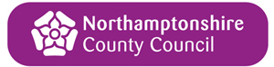 Northamptonshire County Council logo 300